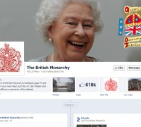 British Monarchy Facebook