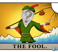 Who's the fool?