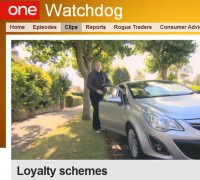 Loyalty Schemes